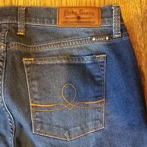 NWOT Lucky Sofia Boot - 32 Regular Jeans